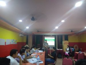 अपाङ्गता समावेशी विकास सम्बन्धी एक दिने अभिमुखीकरण कार्यक्रम