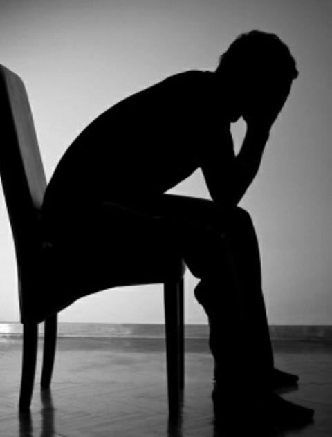 मानसिक स्वास्थ्यसँग सम्बन्धित समस्याले पिडित व्यक्तिको चित्र