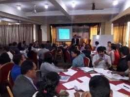 SSDP program participants