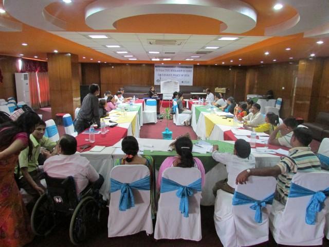 Consultation workshop on good governance