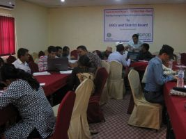 Capacity building training under DPOD project