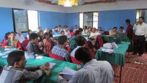 Planning officer of DDC Sindhuli Madan Bdr Singh