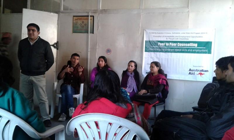 Peer to Peer Counselling