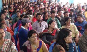 १५ ओँ वार्षिक साधारण सभाको अवसरमा आयोजित अपाङ्गताका विभिन्न सवालहरूमा राष्ट्रिय अन्तरकृया