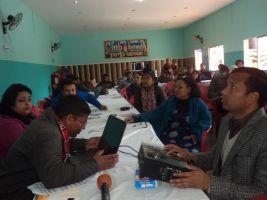 Annual Sharing & Planning meeting in Hetaunda