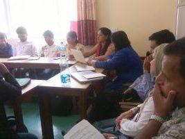 National Volunteer Forum Formation Commettie