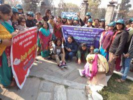 अन्तर्राष्ट्रिय महिला श्रमिक दिवस